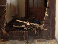 Filmul execuției cu drujba. Victima a depus plângere la poliţie anul trecut, dar a retras-o