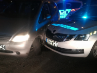 O șoferiță româncă a intrat pe sensul greșit al unei autostrăzi din Ungaria și a produs 2 accidente