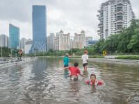 Revelion sumbru, în Jakarta. 9 oameni au murit şi câteva mii au rămas fără case