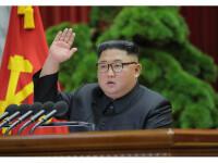 A fost Kim Jong Un înlocuit de o sosie? Dictatorul, filmat în 2017 alături de dublurile sale