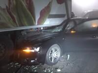 VIDEO. Un șofer român de TIR a fost implicat într-un accident cu morți în Germania