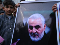Cine era Qassem Soleimani, generalul ucis la Bagdad. Mesajul transmis lui Trump