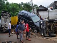 Inundații grave în Indonezia, în zona capitalei. Cel puțin 53 de persoane au murit