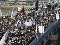 Generalul Soleimani, omagiat în Iran. Zeci de mii de oameni au invadat străzile