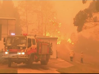 Incendiile din Australia aduc fenomene meteo neobișnuite pentru următorii 100 de ani