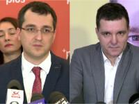 Voiculescu și Nicușor promit că vor accepta un candidat unic al dreptei la Primăria Capitalei