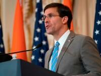 Șeful Pentagonului: SUA nu vor un război cu Iranul, dar sunt pregătite pentru acesta