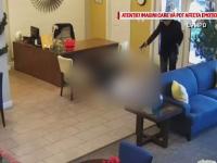 Incident șocant în Las Vegas. Un bătrân de 93 de ani a împușcat instalatorul blocului
