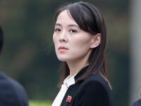 Kim Yo Jong, sora liderului nord-coreean, promovată în ierarhia politică de la Phenian