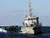 Erdogan a ordonat gărzilor de coastă să împiedice migranţii să mai traverseze Marea Egee
