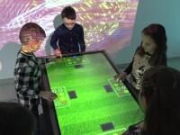 Locurile de joacă obișnuite au început să fie înlocuite de roboți și simulatoare 3D