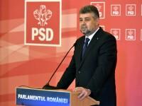 PSD a convocat Comitetul Executiv după desemnarea lui Orban în funcţia de premier