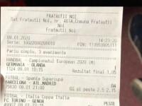 Un hoţ din Suceava a găsit un bilet câștigător la pariuri într-un portofel furat. Ce a urmat