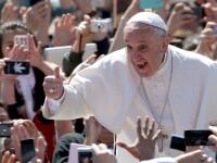 Papa Francisc a numit prima femeie într-o funcţie diplomatică înaltă la Vatican