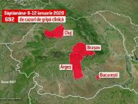 Alertă în România din cauza virusului misterios depistat în China. Ce măsuri s-au luat