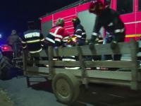 Sfârșit tragic pentru un bărbat din Dâmbovița. A murit strivit sub propriul tractor