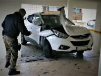 Campionat de fotbal, suspendat după ce o bombă a explodat în maşina unui arbitru