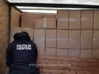 Mii de pachete cu țigări de contrabandă, descoperite în Constanța. Valoarea lor e uriașă