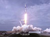 SpaceX va lansa 60 de sateliți Starlink pe orbită cu ajutorul unei rachete Falcon 9