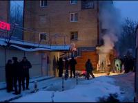 Hotelul din Rusia, unde au murit 5 oameni din cauza unei țevi de apă fierbinte, amenajat ilegal