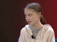 """Greta Thunberg îi ceartă din nou pe liderii lumii: """"Nu s-a făcut nimic"""" pentru climă"""