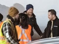 """Prințul Harry a ajuns în Canada, pentru o viață """"mai independentă"""". Primele imagini cu Meghan la plimbare"""