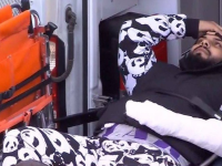 Interlopul Bebino, dus în fața instanței îmbrăcat într-un trening cu urși panda
