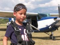 Surpriza de care a avut parte un puști de 7 ani de ziua lui. Cadoul oferit de părinți