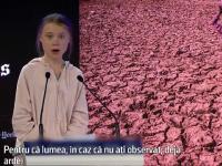 Schimbările climatice, subiectul principal de la Davos. Trump și Greta Thunberg, în conflict