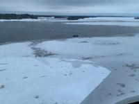Și-a găsit sfârșitul după ce s-a aventurat pe un lac înghețat. Ce a urmat