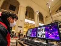 O femeie din China dezvăluie cum a păcălit scannerele și a plecat din Wuhan în Franța