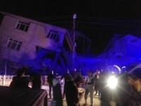 Cutremur de 6,8 în Turcia. Cel puțin 4 oameni au murit și numeroase clădiri sunt distruse