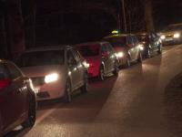"""Nervi și înjurături în parcarea de la Cota 1000 din Sinaia: """"Nesimțire totală!"""""""