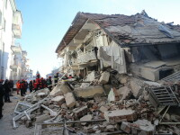 În Turcia, după cutremur, oamenii trăiesc cu frică din cauza numeroaselor replici