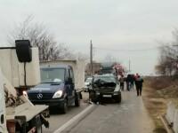 Un bărbat fără permis s-a urcat băut la volan și a produs o tragedie în Olt