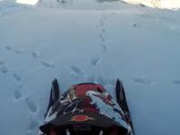 Tragedie la Predeal. Un tânăr de 17 ani a murit după ce a făcut accident cu un snowmobil furat