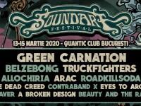 Încă două trupe au confirmat pentru SoundArt Festival 2020: Saver și RoadKillSoda