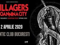 Rock grecesc de calitate. Trupa Villagers Of Ioannina City concertează în București