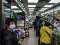 Cum a încercat o farmacie din China să profite de pe urma coronavirusului. A primit o amendă uriașă