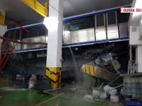 Povestea metroului din București, suspendat la 2 metri înălțime. De 1 an stă în aer