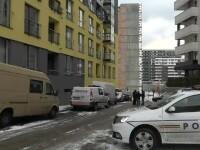 Tragedie în Brașov. Un bărbat s-a aruncat de la etajul 10, cu fiica sa de 3 luni în brațe