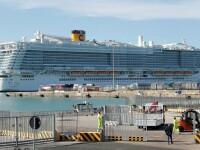 6.000 de oameni, blocați pe o navă după ce doi turiști chinezi au dat semne de coronavirus