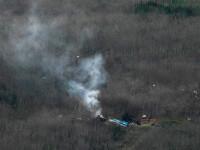 Detalii șocante în anchetă. Elicopterul în care a murit Bryant nu avea voie să zboare