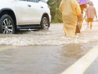 Cod galben de inundaţii pe râuri din Banat, Crişana şi Transilvania, în orele următoare