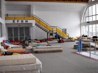 Val de solidaritate în Miercurea Ciuc pentru ajutorarea sutelor de romi rămași fără case