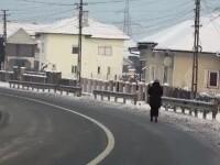 Primul ger zdravăn din această iarnă a dus la întârzieri ale trenurilor și de cinci ore. Cum s-au descurcat călătorii
