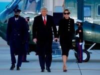 """Donald Trump a părăsit Casa Albă: """"Ne vom întoarce, într-un fel sau altul"""""""