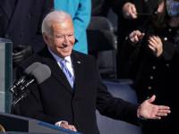 """Joe Biden a depus jurământul în calitate de preşedinte al SUA: """"Aceasta este ziua Americii, a democraţiei"""""""