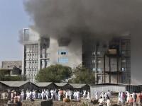 Incendiu la cea mai mare fabrică de vaccinuri din lume, unde se produc doze anti Covid-19