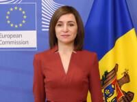Mesajul Maiei Sandu, după ce România a trimis peste 20.000 de doze de vaccin anti-Covid la Chişinău